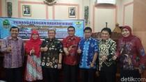 Pemprov Jabar Hibahkan Gedung Eks Asrama Haji ke Pemkot Cirebon