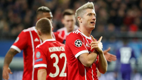 Suasana Latihan Jelang Misi Balas Dendam Bayern vs PSG
