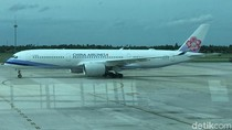 China Airlines Operasikan Airbus A350 untuk Rute Jakarta-Taipei
