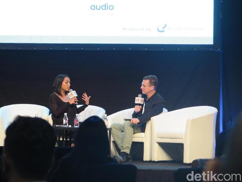 Kreator Karakter Marvel Berbagi Kisah di Singapore Media Festival 2017