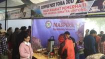 Coffee Fest Toba 2017 Pamerkan Kopi Unik dari Petani Sumatera Utara