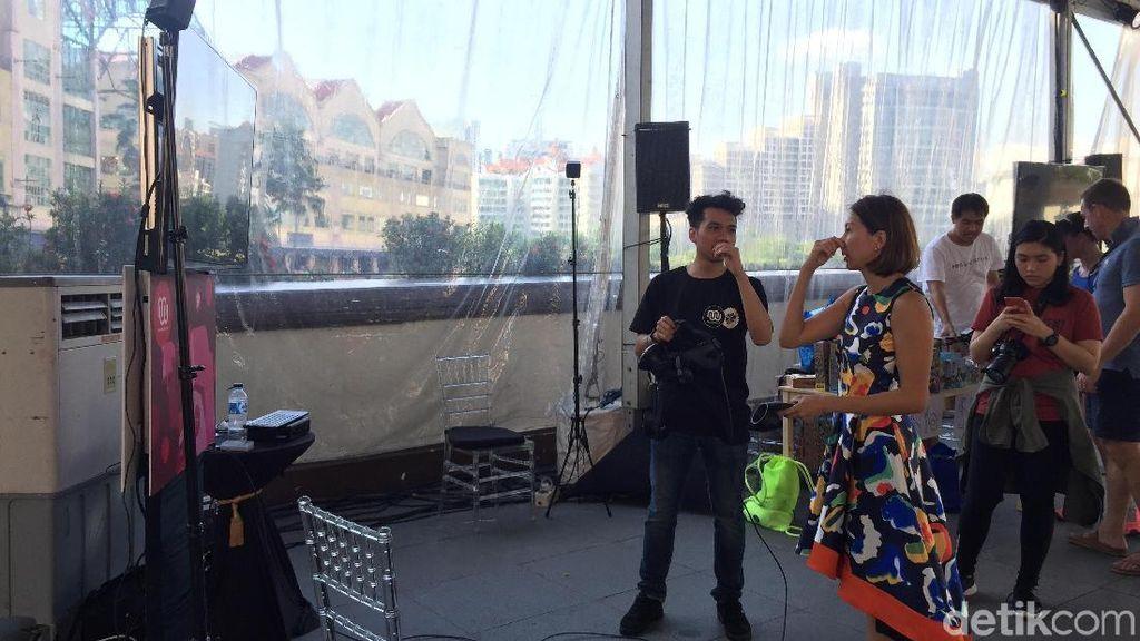 Menjajal Virtual Reality di Singapore Media Festival Day Out