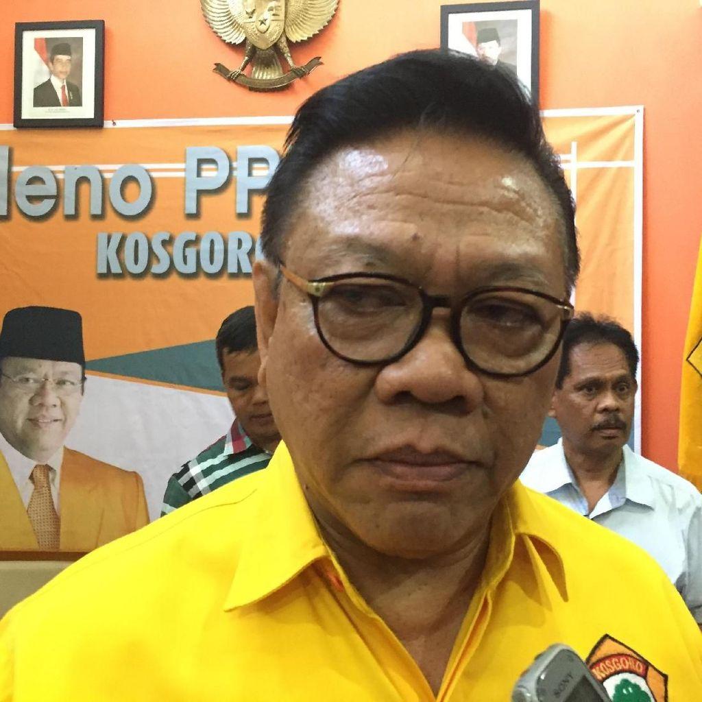 Jika Tak Dapat Cawapres Jokowi, Golkar Minta Tambah Kursi Menteri