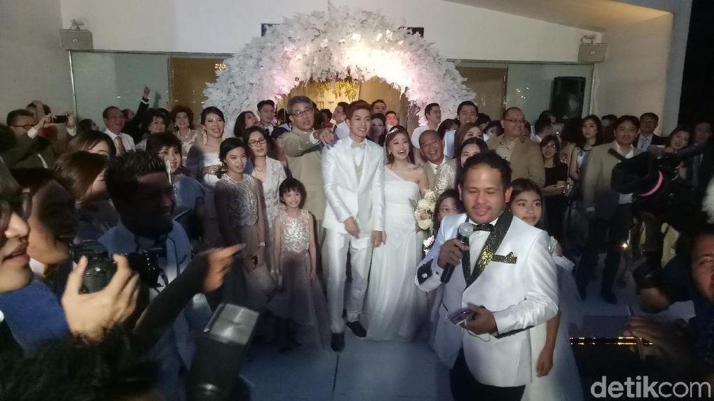 Penjelasan Jenaka Moa soal Isu Hamil Duluan Sebelum Dinikahi Lee Jeong Hoon