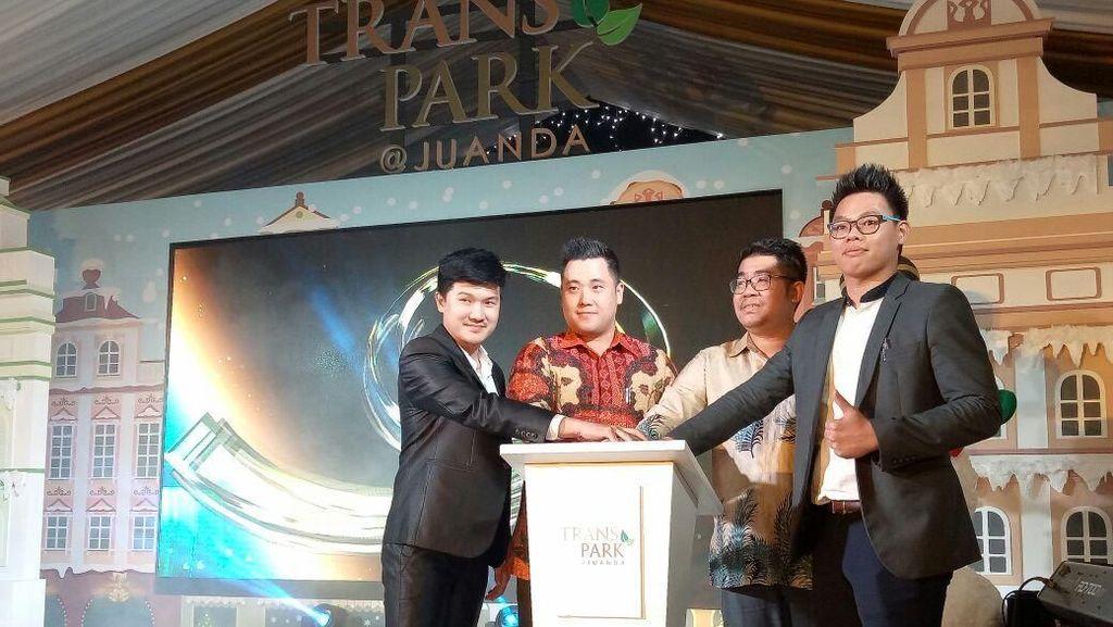 Trans Park Bekasi, Apartemen Asri yang Dilengkapi Sky Park