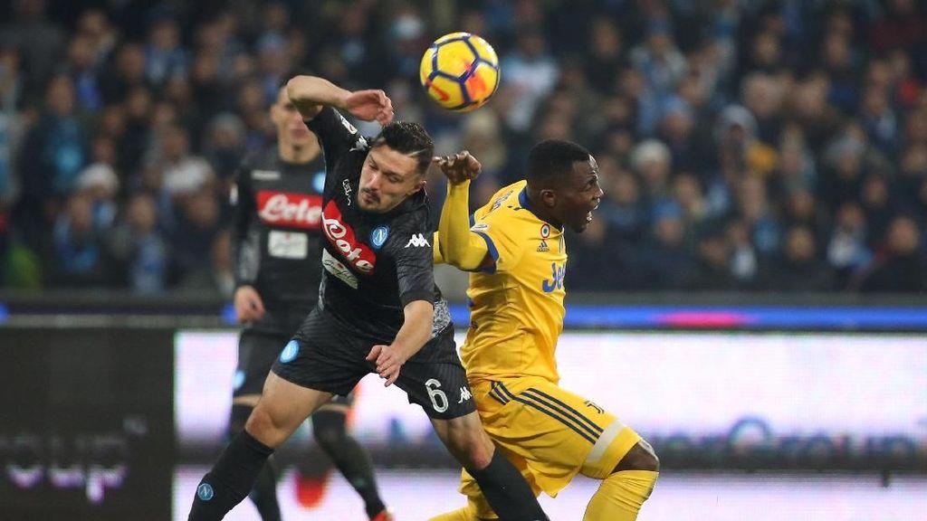 Head to Head Juventus vs Napoli