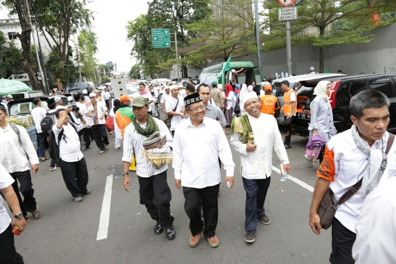 Presiden PKS: Aksi 212 Harus Jadi Jihad Lawan Koruptor