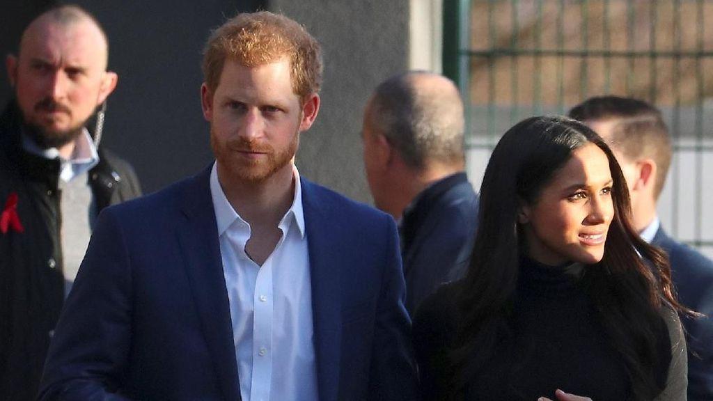 Pangeran Harry Berhenti Merokok demi Meghan Markle