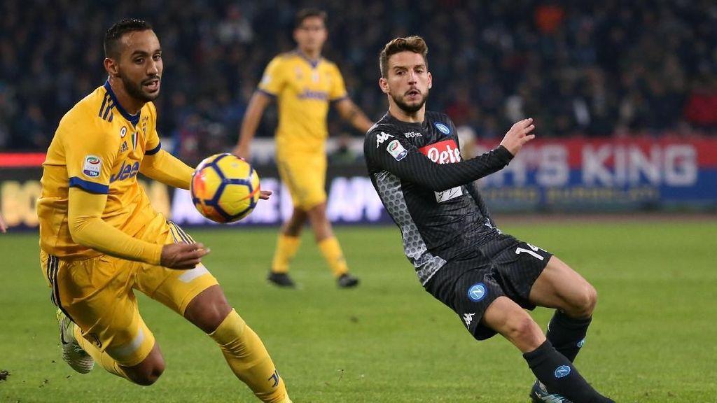 Duel Krusial di Turin: Juventus vs Napoli