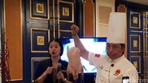 Begini Trik Bikin Bebek Peking Gaya Beijing dari Chef Yuan