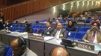 Perwakilan Indonesia di Konferensi OPCW ke-22