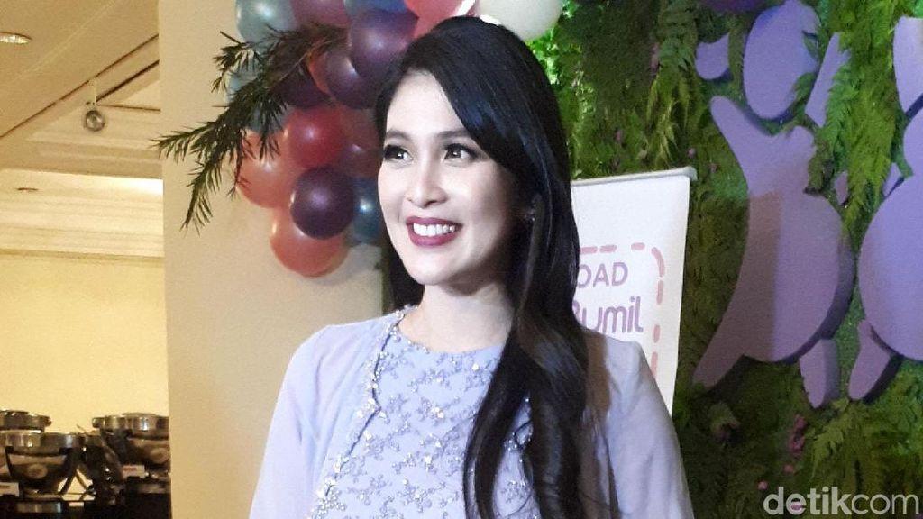Tahun Ini Jadi Natal Paling Menegangkan untuk Sandra Dewi