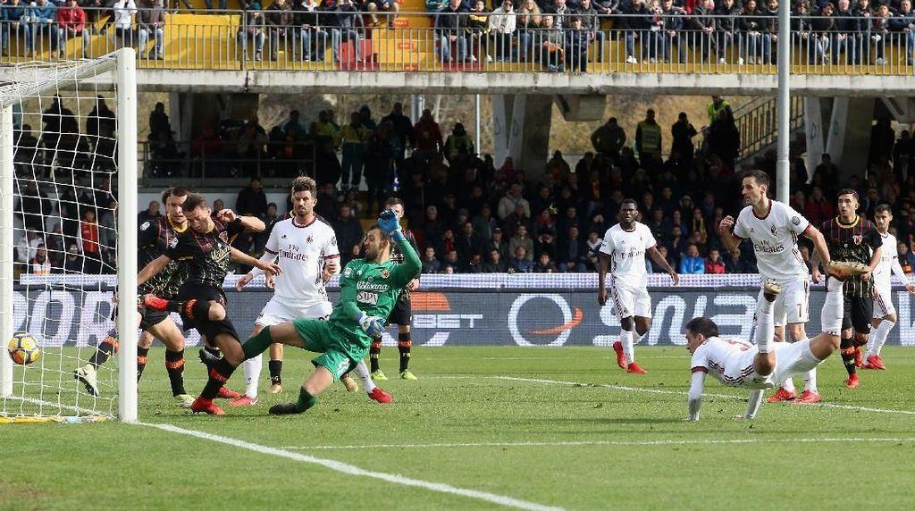Milan Imbang di Laga Debut Gattuso