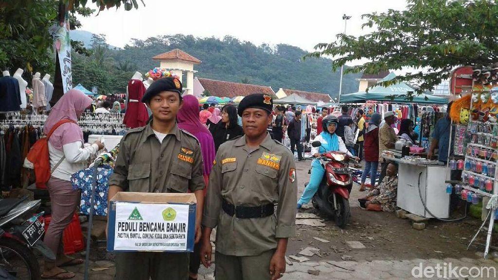 Bantu Korban Banjir DIY-Jateng, GP Ansor Kab Semarang Buka Posko