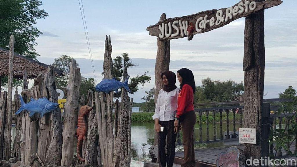 Taman Kepiting Pertama di Indonesia Ada di Sini?