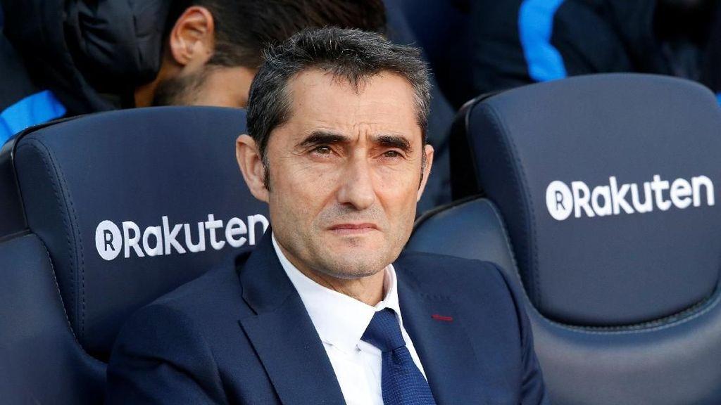 Valverde: Persaingan Gelar Belum Berakhir