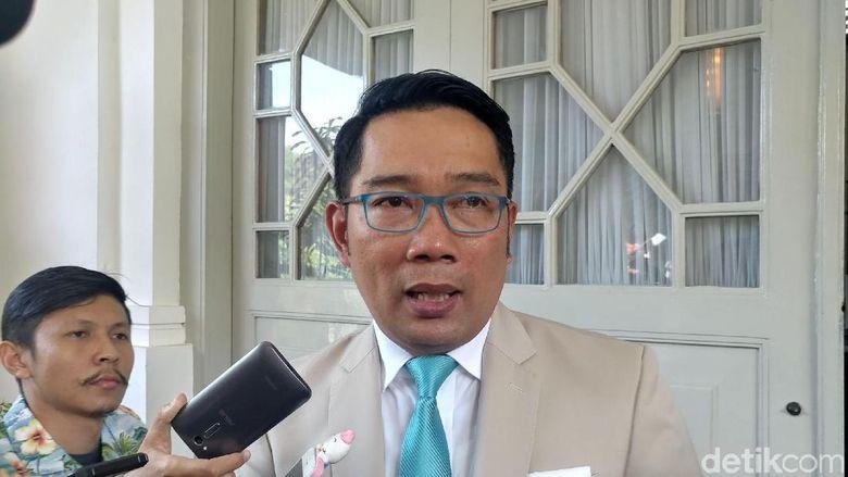 Walikota Bandung Ridwan Kamil (Tri Ispranoto)