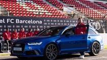 Messi dan Suarez Pilih Mobil yang Sama, Cuma Beda Warna