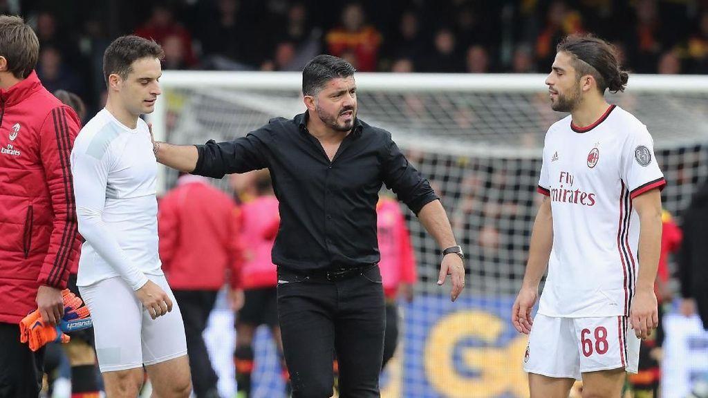 Gattuso: Rasanya Lebih Sakit dari Ditikam