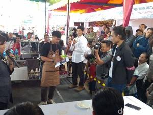 Serunya Final V60 di Coffee Fest Toba 2017 Humbang Hasundutan