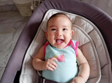 Sekarang umur Sera udah 13 bulan lho. (Foto: Instagram/yaswildblood)