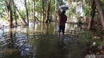Banjir Masih Genangi Sejumlah Tempat di Kulon Progo
