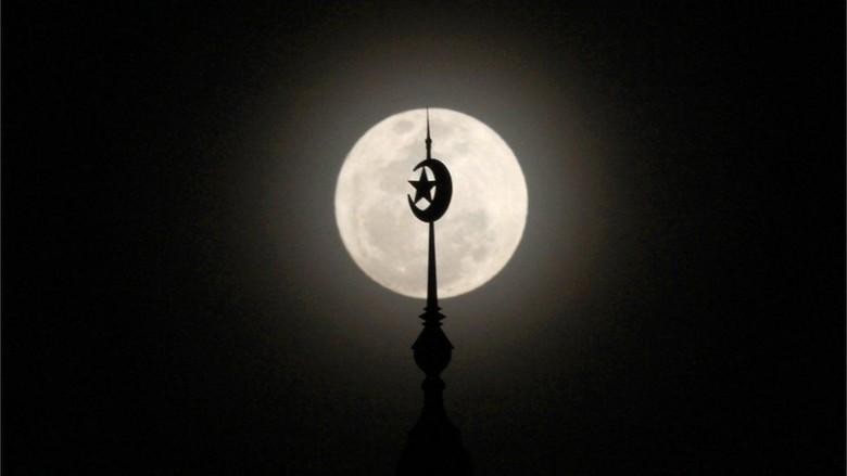 Usai Supermoon, Indonesia Bisa Lihat Bulan Cembung Besar Malam Ini