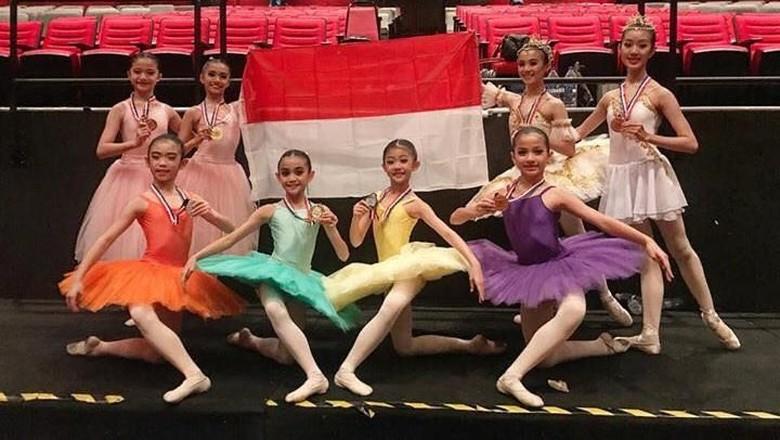 Marlupi Dance Academy Sabet Gelar Juara di Malaysia