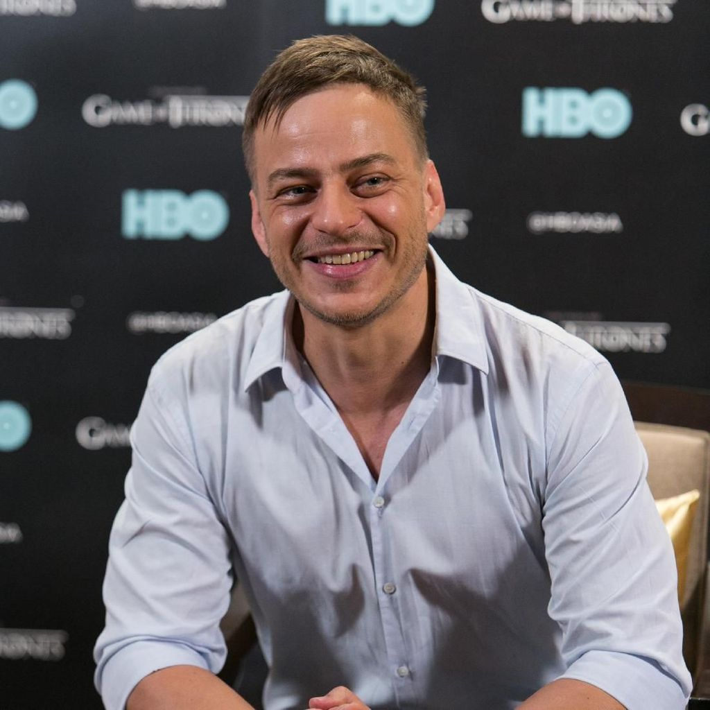 Kata Tom Wlaschiha tentang Maisie Williams