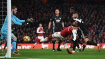 Pertarungan MU vs Arsenal di Old Trafford