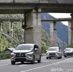 Test Drive Mitsubishi Xpander ke Padang, Berapa Konsumsi BBM-nya?