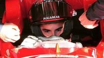 Saat Marc Marquez dan Dani Pedrosa Jajal Mobil Formula 3