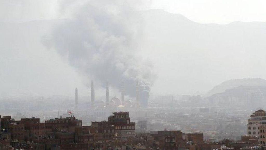 Pesta Pernikahan di Yaman Kena Serangan Udara, 20 Orang Tewas
