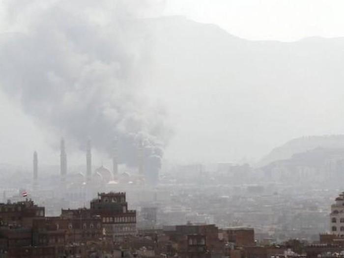 Kondisi kota di Yaman yang hancur akibat perang. (Foto: BBC World)