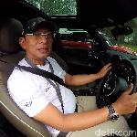 Gerry Nasution, Jagoan Nyetir yang Diakui Jerman