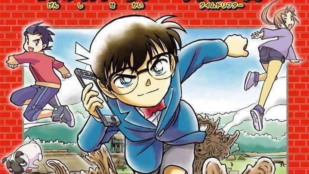 Belajar Sejarah Jepang Lewat Komik Terbaru Detective Conan