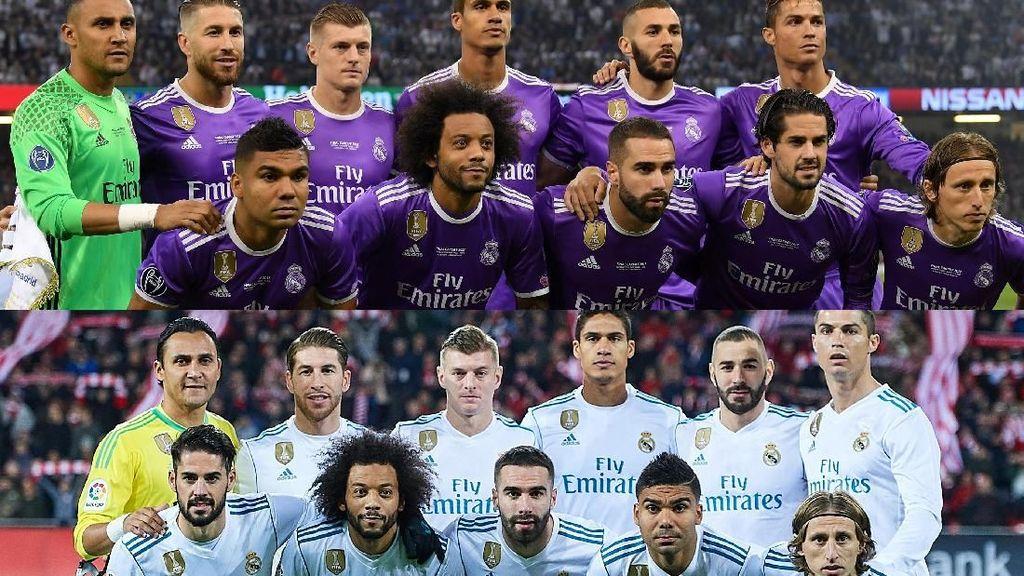 Satu Madrid, Dua Wujud