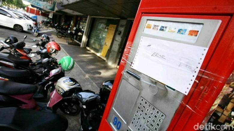Pendapatan Pengelola Parkir Meter Menurun Tahun Ini