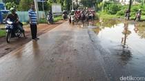 Hindari Kubangan Air, Prapti Jatuh dan Tewas Terlindas Truk di Jepara