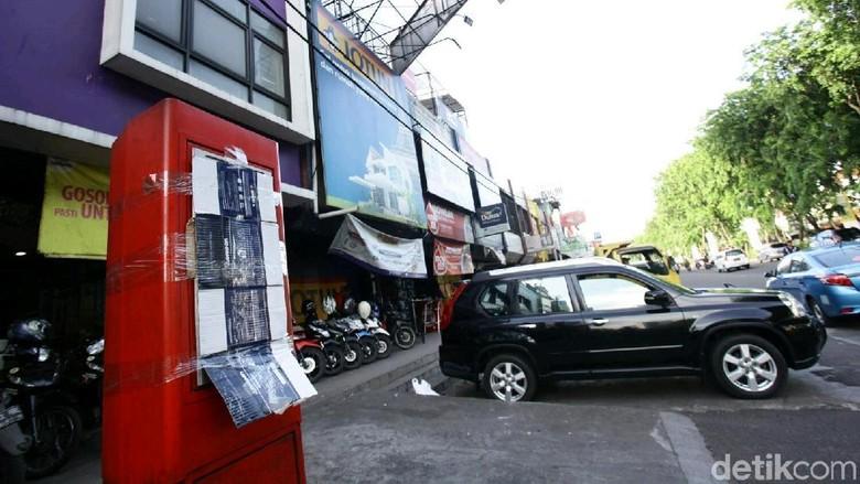 Parkir Meter Peninggalan Ahok Terbengkalai, Dishub: Habis Kontrak