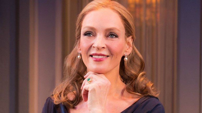 Uma Thurman Debut Perdana di Panggung Broadway The Parisian Woman