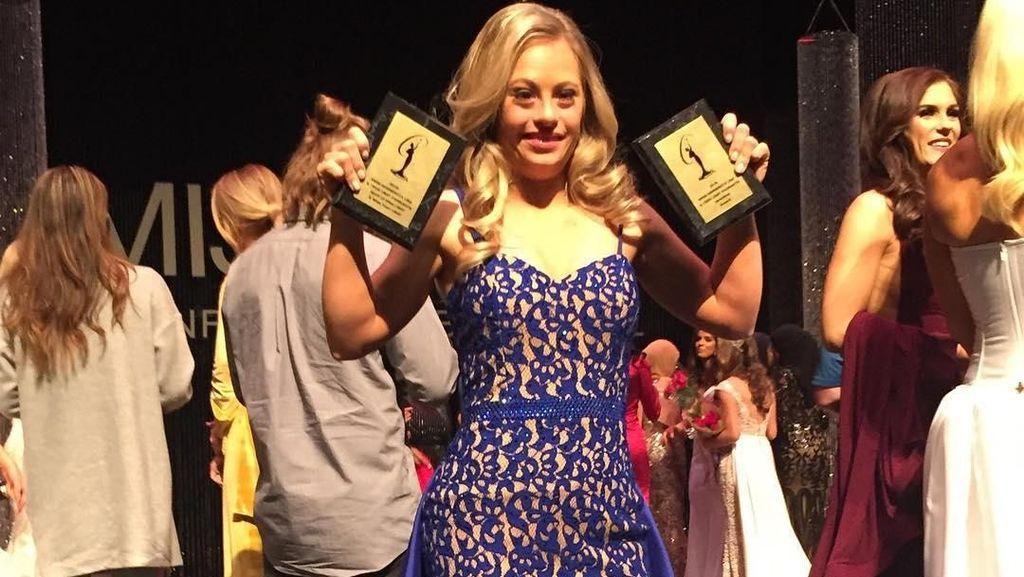 Foto: Saat Perempuan Down Syndrome Bersinar di Kontes Kecantikan