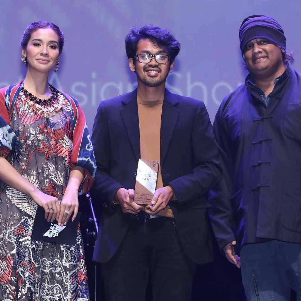 Wajah Indonesia di Acara Film Singapura 2017
