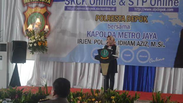 Deputi Pelayanan Publik Kemenpan-RB Diah Natalisa
