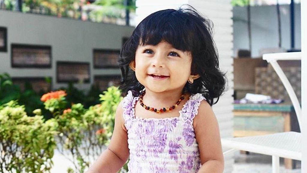 Cantiknya Shakila, Putri Hengky Kurniawan dan Sonya Fatmala