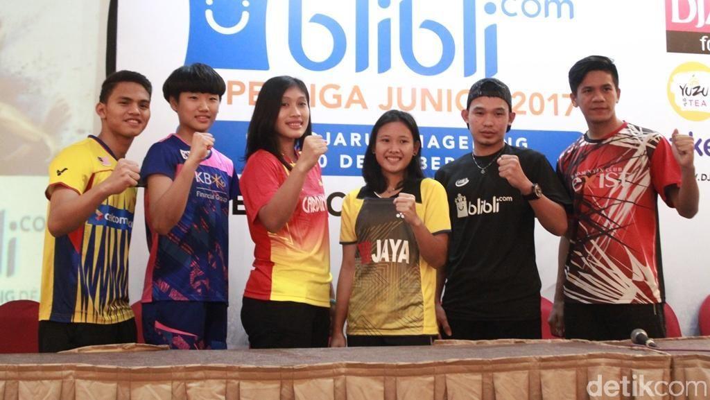 Superliga Badminton Junior Dimulai Besok