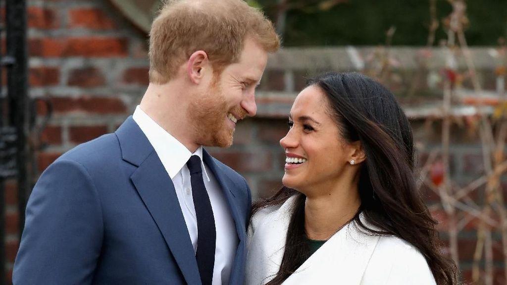 Langgar Tradisi, Meghan Markle Akan Habiskan Natal dengan Pangeran Harry