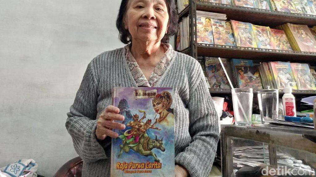 Kenangan Masa Jaya Komik Lokal di Toko Maranatha yang Legendaris