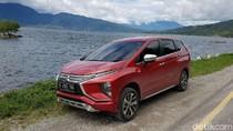 Mitsubishi Tunda Ekspor Xpander