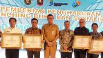 Gubernur Bangga Kaltara Masuk 10 Besar Indeks Demokrasi Indonesia